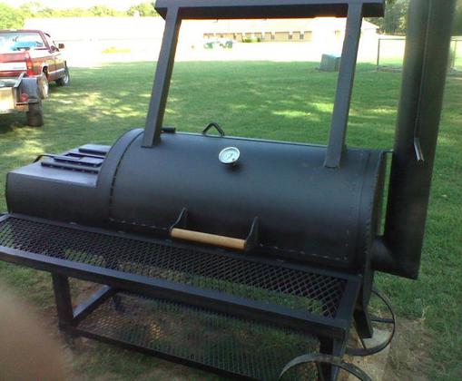 Smokey Joeu0027s Smokers, Nowata Oklahoma